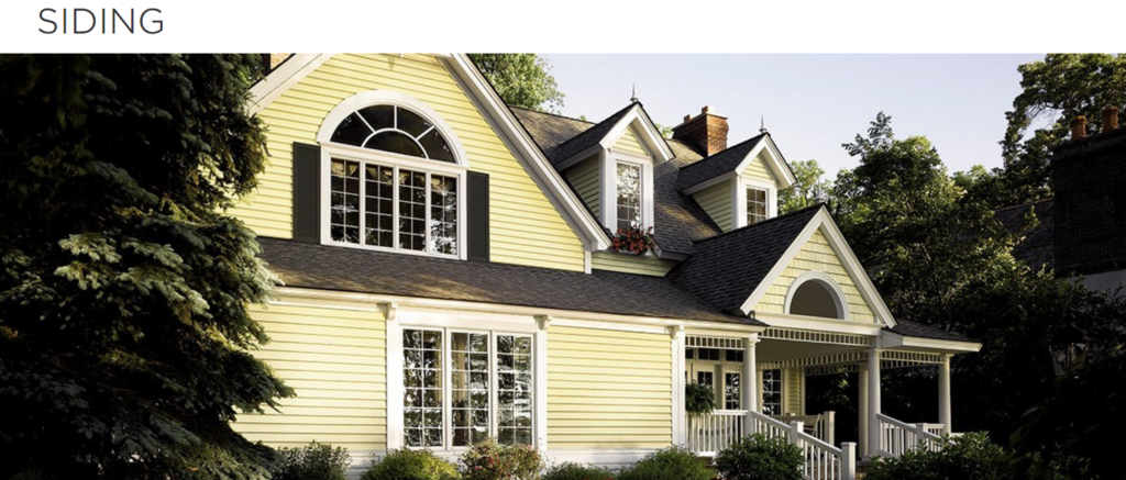 Certainteed Siding Products