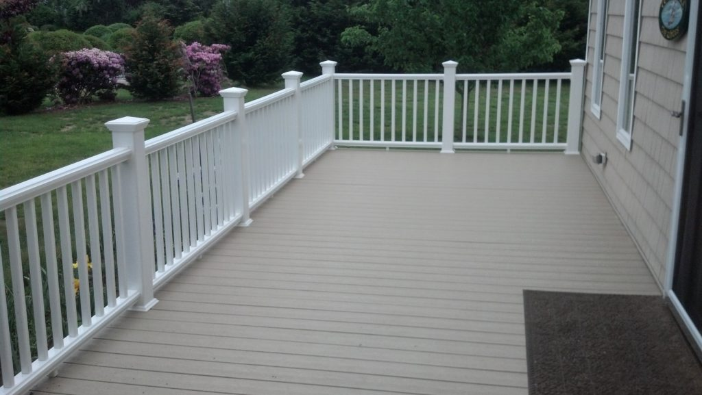 Deck Install South County RI