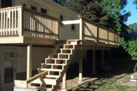 New Deck Construction