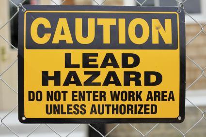 lead paint hazards