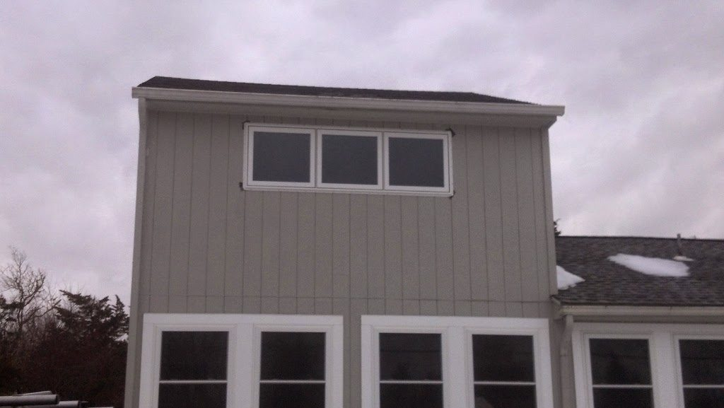 window replacements on south kingstown home